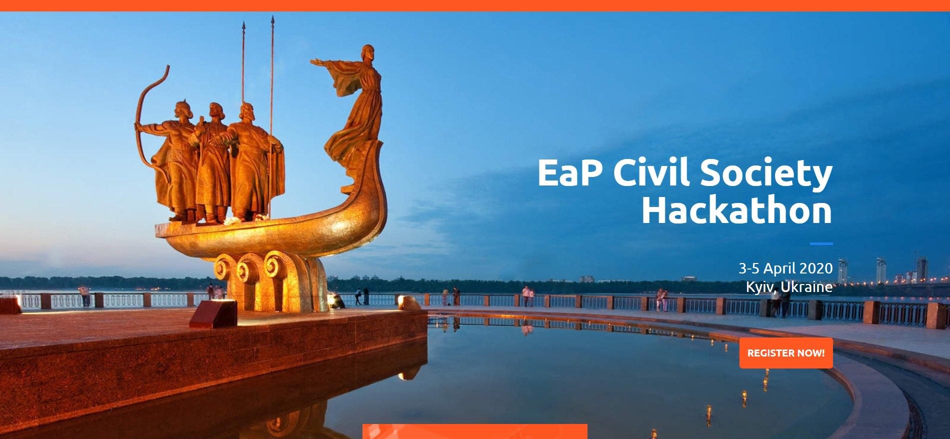 2020 EaP Civil Society Hackathon