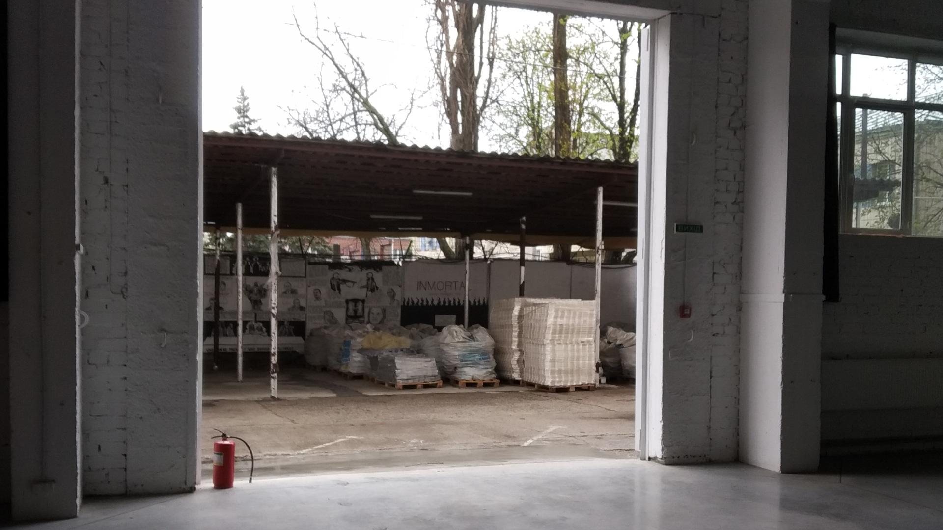 Оренда, складські приміщення
